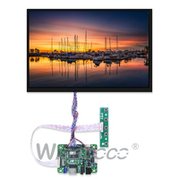 CLAA101FP0A XG 10.1 inch display HDMI LCD TFT 1920×1200 display with 45 pin LVDS control driver board for Raspberry Pi 3 2B B