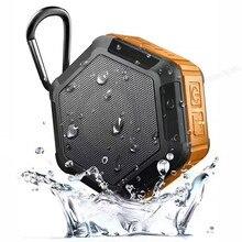 Outdoor Sport Hook Wireless Mini Bluetooth Speaker Portable Subwoofer Bluetooth  TF Card Handsfree Shower Waterproof Speaker