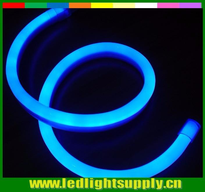 new neon blue led