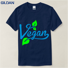 Classic VEGAN logo men's t-shirt
