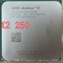 Процессор AMD Athlon II X2 250 3,0 ГГц/2 Мб Кэш L2/Socket AM3 двухъядерный процессор(Рабочая