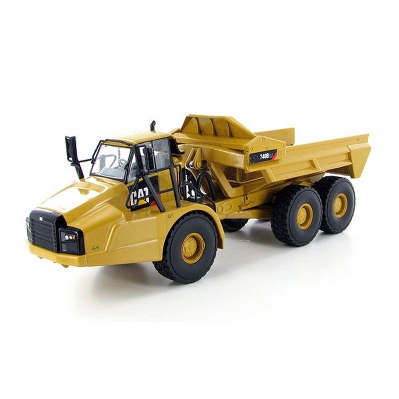 Norscot 1:50 Caterpillar Cat 740B EJ Articulated <font><b>Hauler</b></font>/Dump Truck Engineering Machinery 55500 Diecast Model Collect,Decoration image
