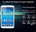 Новый Закаленное Стекло-Экран Протектор Samsung Galaxy Tab 2 10.1 ''дюймовый P5100 Tablet Закаленное Защитная Пленка с Розничным Пакетом