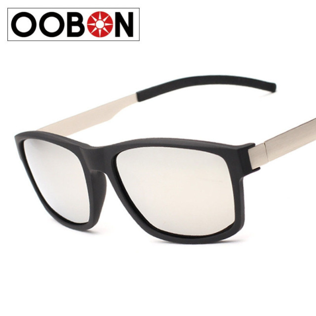Fashion Polarized Sunglasses Men Thick Acetate Frame Polaroid Lens Summer Style Brand Design Sun Glasses with Brand Box