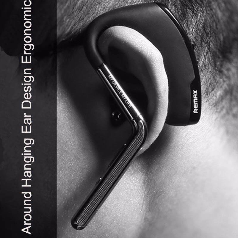 Fashion Bluetooth 4.1 Headset Wireless Sport Headphone Stereo Ear Hook Earphone for IPhone X 7 6s for Xiaomi and Smart Phones bluetooth earphone headphone for iphone samsung xiaomi fone de ouvido qkz qg8 bluetooth headset sport wireless hifi music stereo