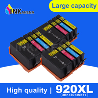 INKARENA 920XL Compatible Ink Cartridge Replacement For HP 920 XL For Officejet 6000 6500 6500 6500A 7000 7500 7500A Printers