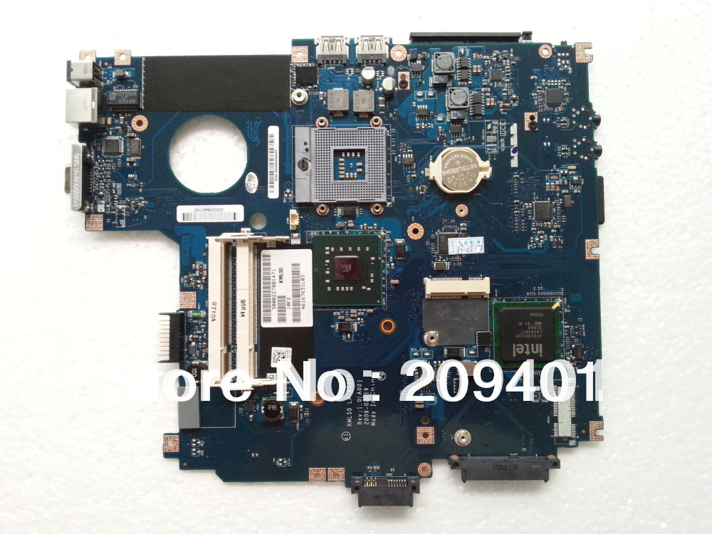 LA-4596P For DELL Vostro 1520 laptop motherboard CN-0U654J 100% tested