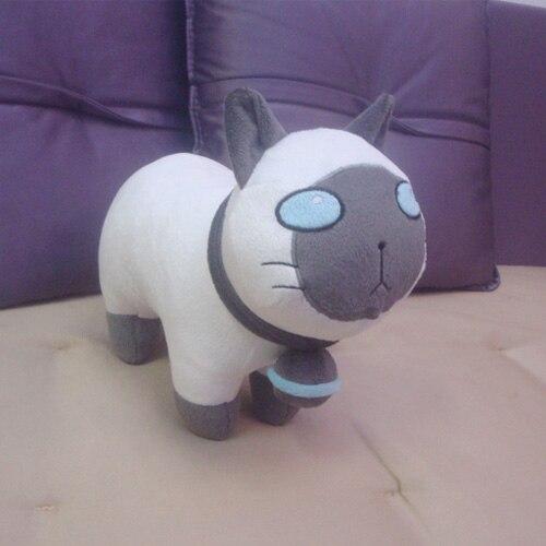 Հեքիաթներ Xillia Elle Mel Marta Cosplay Cute Cat Toy Stuffed - Կարնավալային հագուստները - Լուսանկար 1