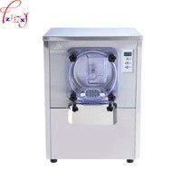 1pc 220 v 1400 w 상업 자동 하드 아이스크림 304 스테인레스 스틸 하드 아이스크림 기계 눈덩이 기계