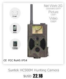 120 Derajat Night Vision Berburu Kamera Foto Perangkap HC 550 M Chasse Liar  Hunter Permainan Sensor Gsm Mms Infrared Wildlife Trail kamera 3271302ea7
