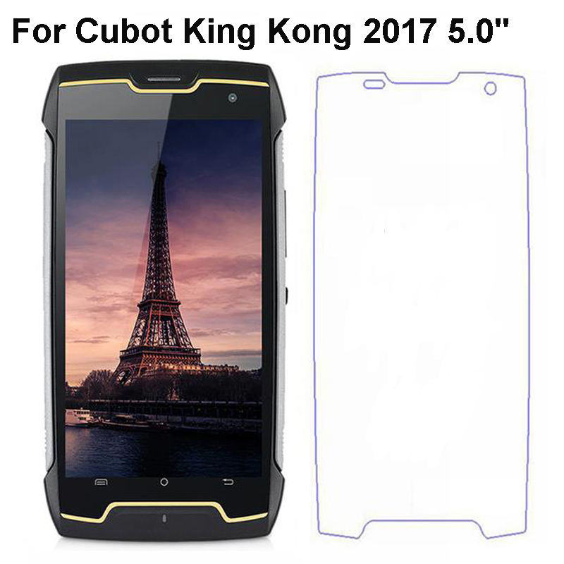 Cubot KingKong Tempered Glass Protective Film Replacement Windshield For Cubot King Kong 2017 Glass Screen ProtectorCubot KingKong Tempered Glass Protective Film Replacement Windshield For Cubot King Kong 2017 Glass Screen Protector