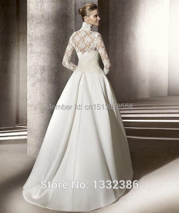 Best Lace Turtleneck Wedding Dress Ideas - Styles & Ideas 2018 ...