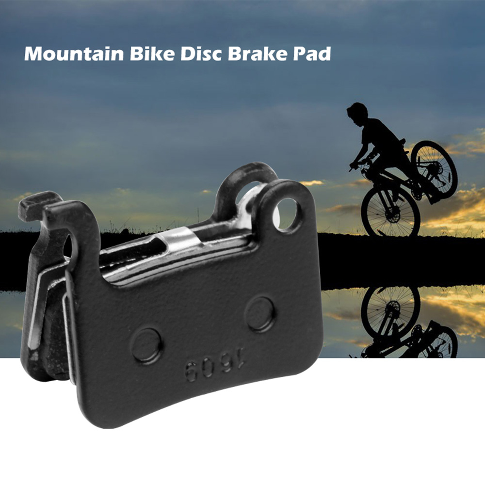 Bicycle Disc Brake Wear Resistant Mountain Bike Brake Pad Fit For SHIMANO HM