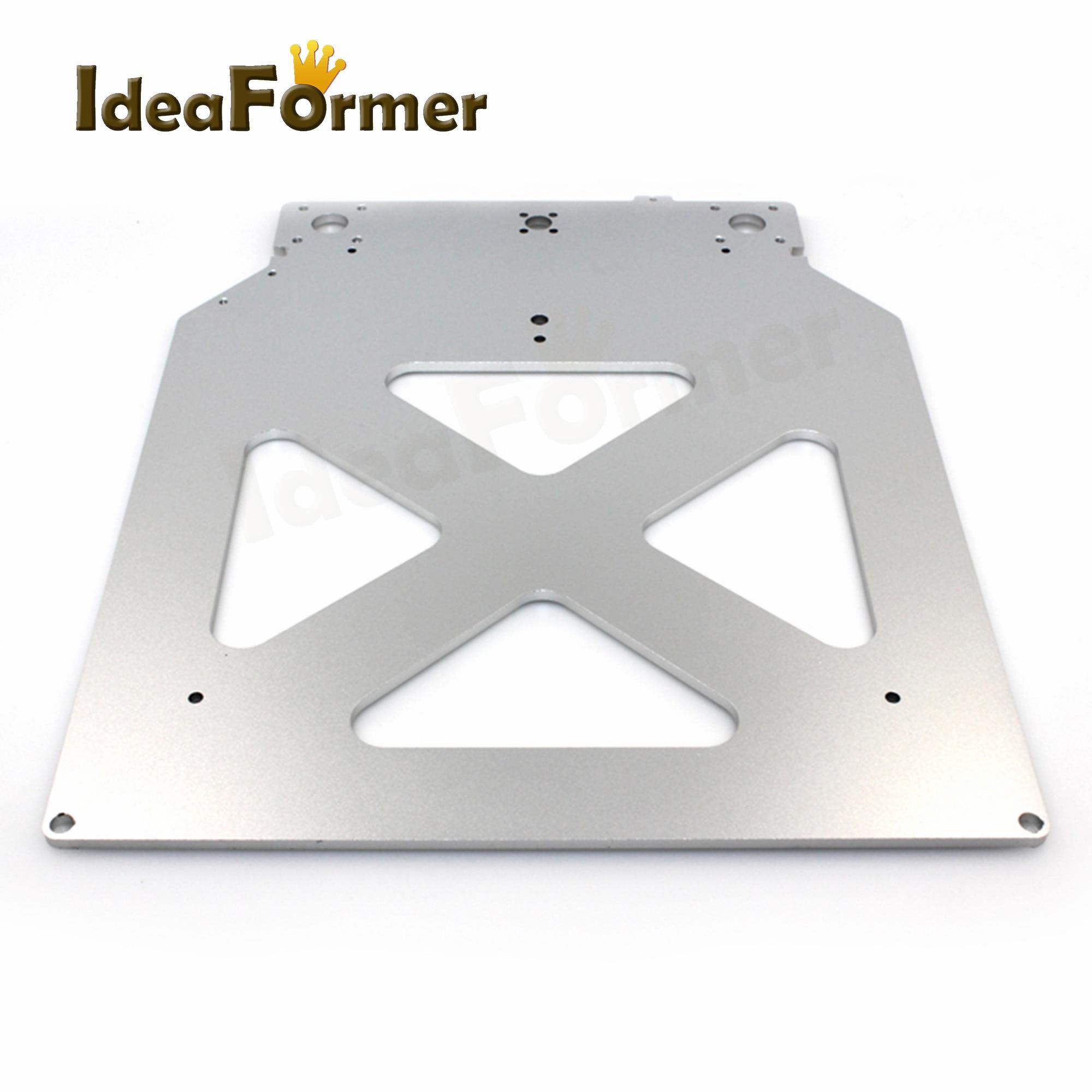 UM2 Z Table aluminum heat bed hot Base Plate platform bracket support 3D printer parts