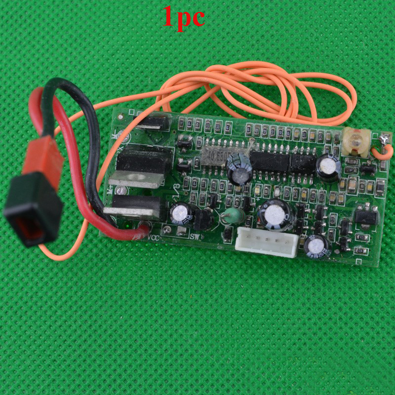 Details About Replacement 40mhz Circuit Board 1 10 Subaru Rc Car