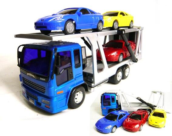 New arrival abs inertia engineering truck series transport truck d02-2 inertia car