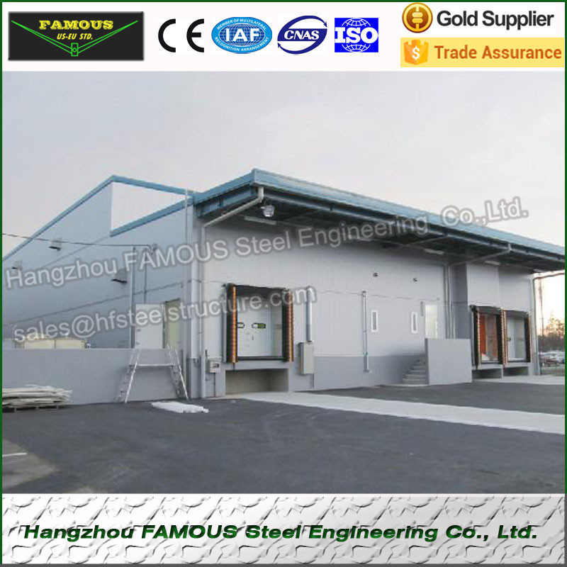 China Manufacture And Design Cold Storage System And Modular Cold Room For Fruits Commercial Freezers And Industrial Chillers