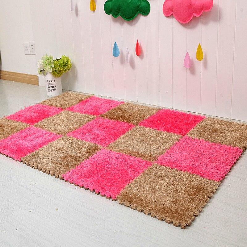 10pc Set Baby Eva Foam Puzzle Play Mat