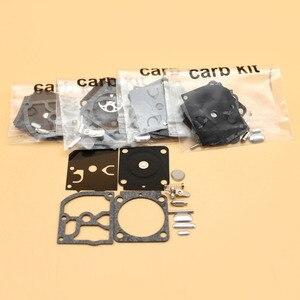 Image 5 - 5 Set/partij Carburateur Membraan Reparatie Kit Voor STIHL BG45 BG55 BG65 BG85 SH55 SH85 FS 38 55 120 200 250 300 350 Zama C1Q S68G