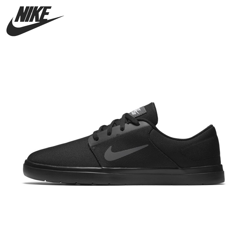 Original New Arrival  NIKE  SB PORTMORE ULTRALIGHT  Men's Skateboarding Shoes Sneakers