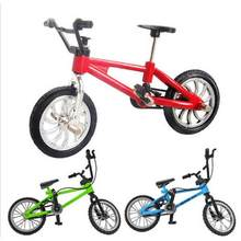 MINI bmx speelgoed legering Vinger bikes Functionele kids Fiets Set Fiets Fans Gift 7 stijlen(China)