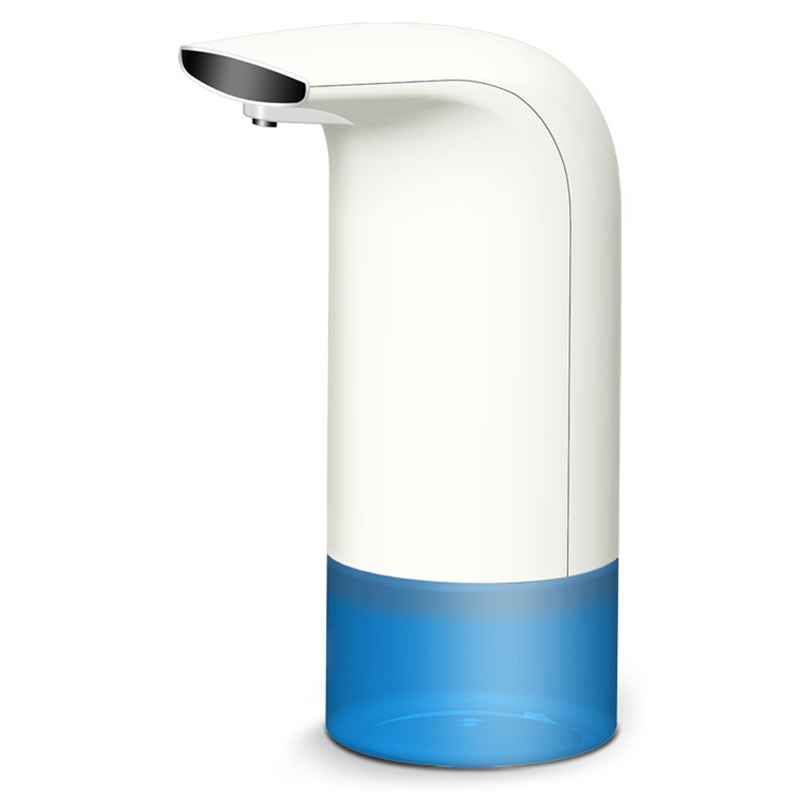 New Automatic Foam Soap Dispenser Hand Washer For Liquid Touch-Free Smart Soap Sensor 350Ml For For Bathroom And Kitchen