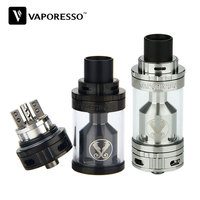 Original Vaporesso Gemini RTA Mega Tank 4ml HugeTank Capacity 25mm Diameter Easier To Build Gemini RTA
