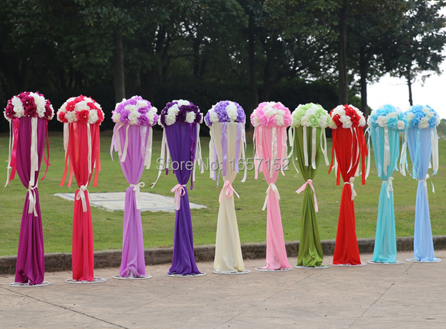 The wedding arrangement Wedding Road lead and Road lead Cover Wedding Props pedestal wedding road lead column 10pcs/lot