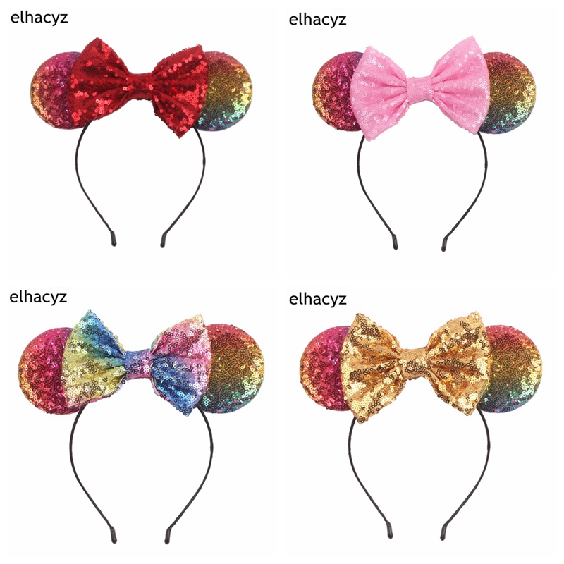 Minnie Headband For Girls 2018 Minnie Mouse Birthday Party Gift