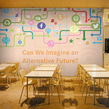 Free Shipping Personalized minimalist font b science b font and technology mark wallpaper Cafe KTV leisure