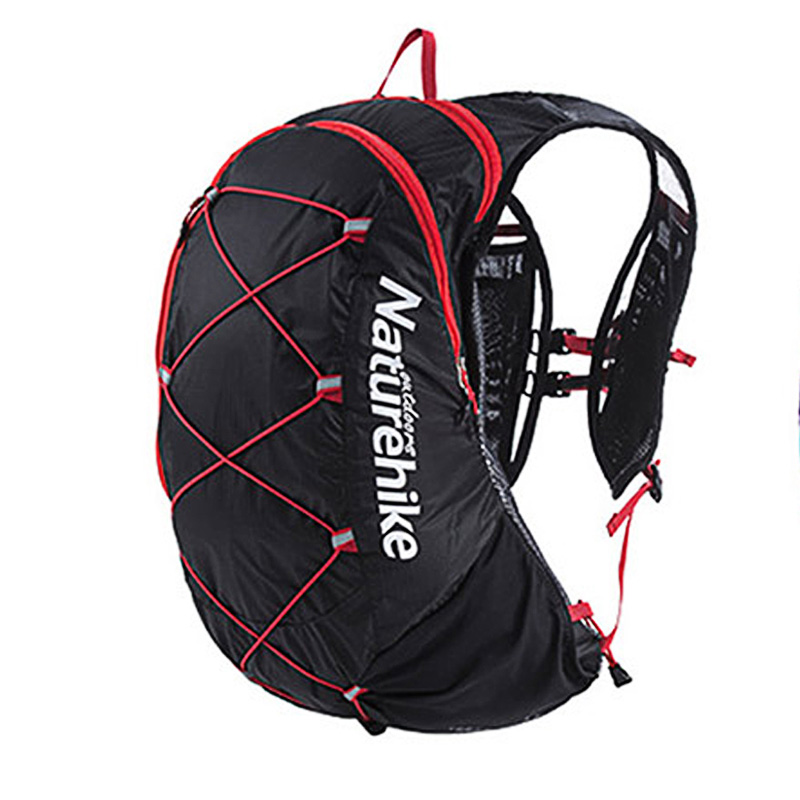 New Naturehike Outdoor Hydration NH18Y002 B Unisex 20L Nylon Running Bags Lightweight Breathable Cycling Hiking Water