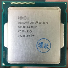 Processor Intel-Core I5 4570 LGA1150 Desktop Properly 100%Working