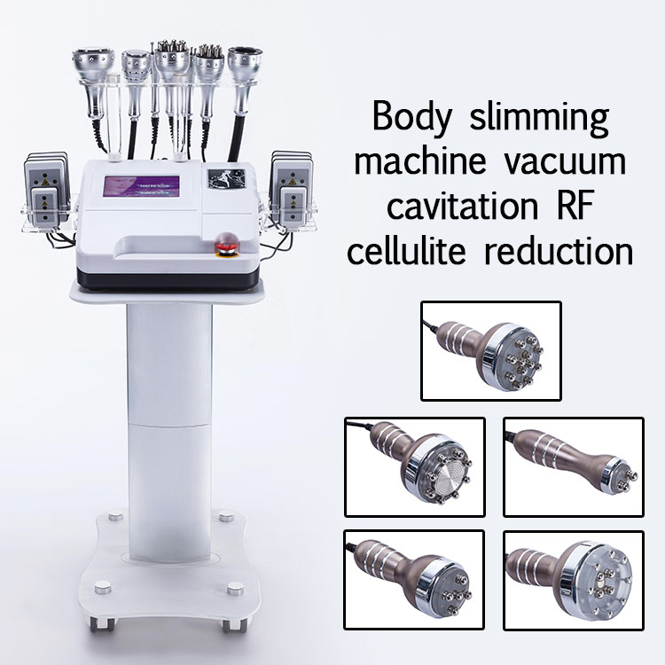 Body Loss Weight Vacuum Cavitation  Cellulite Reduction Body Shaping Lose Weight Spa Salon Beauty Equipments