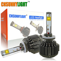 CNSUNNYLIGHT H27 30 W 3600LM Led Kit de luces Led de Niebla Del Coche lámpara 880 881 Reemplazo HID Xenon Conversión De Faros de Luz Del Coche fuente