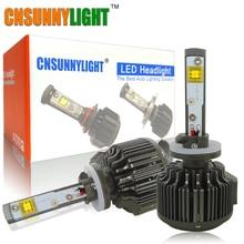 Cnsunnylight H27 30 Вт 3600lm Свет автомобиля комплект светодиодные противотуманные лампы 880 881 заменить фар автомобиля Освещение лампы