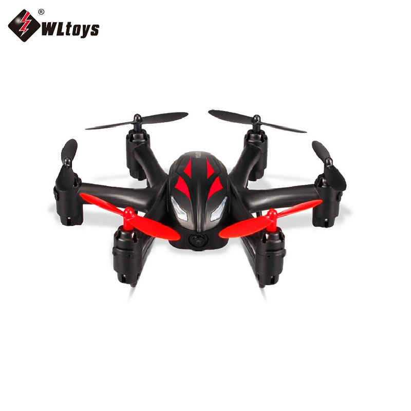 все цены на Free Shipping New Arrival WLtoys Q282 4CH 6-Axis 5.8G FPV 3D Roll RC Helicopter Quadcopter Drone HD 2MP Camera