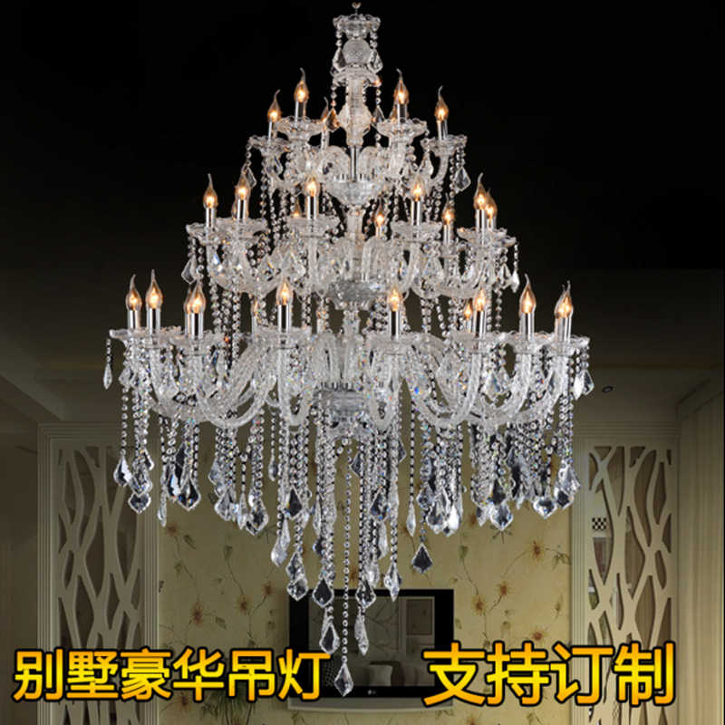 new products 3e2b7 661a5 Large Crystal Chandeliers Modern Chrome Chandelier Lighting Dining Room  Crystal Chandeliers Luxury Home Lighting Modern Lamp