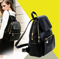 2017 Hot Sale Brand Women Leather Female Backpacks Women's School Travel Shoulder Bag for Teenagers Girls bags mochilas FR054
