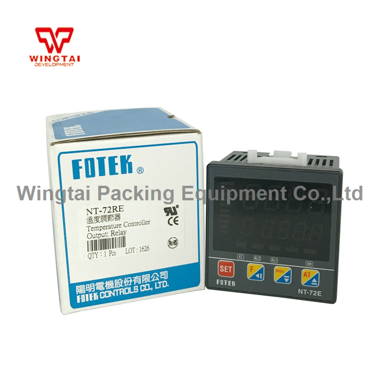 Fotek PID Fuzzy Intelligent Digital Temperature Controller NT-72RE xmt9000 low price panel size 80 160 programmable pid digital intelligent industry temperature controller