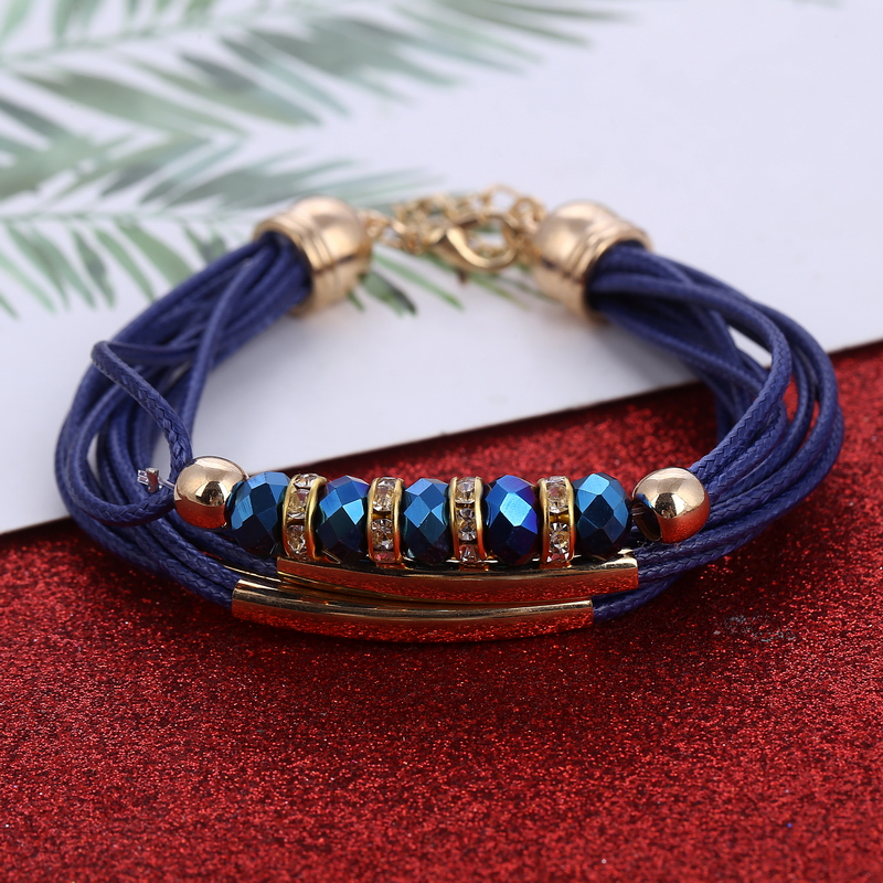 Leather Bracelet for Women HTB1akRUabsTMeJjSsziq6AdwXXa1