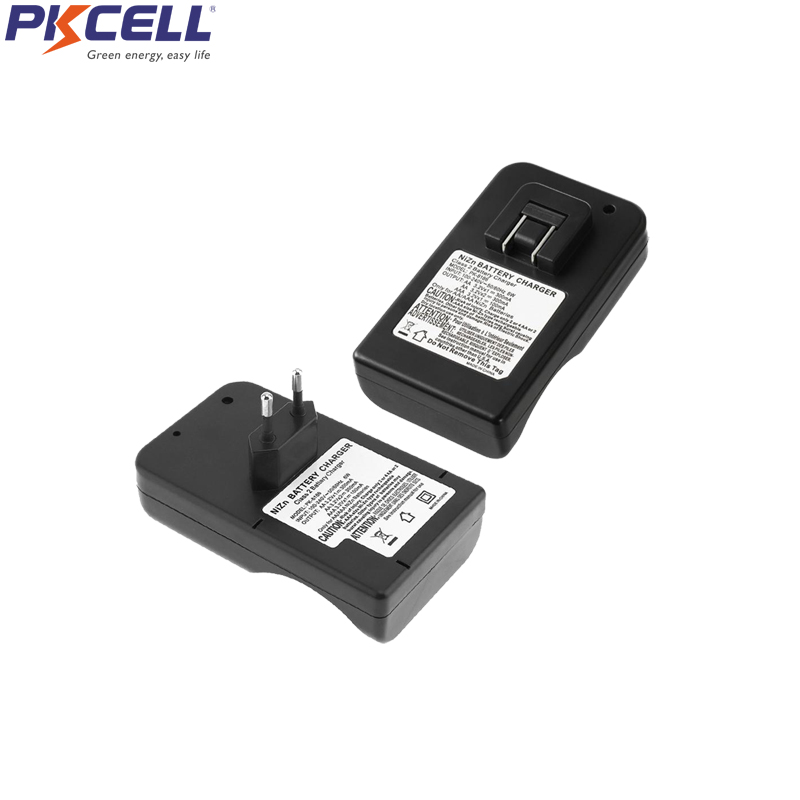 8Pcs PKCELL Rechargeable Battery AA 1.6V highest 1.8v 2500mWh ni-zn battery Charger 4slot fast Charge 2 To 4 AA Or AAA batteries