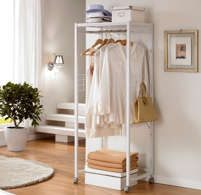 Clothes Racks For Bedrooms Cosmecol