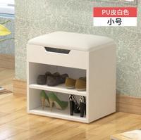 40*30*45 см Многофункциональный Обувь хранения стула Обувь стойки Гостиная Обувь кабинета