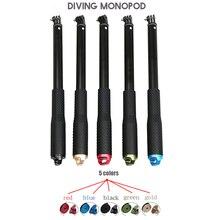 """Cheaper Go Pro Accessories 36"""" Extendable Handheld POV Pole Telescopic Monopod Stick stick for GoPro Hero 5 4 3+ 3 sj4000 xiaomi yi 4K"""