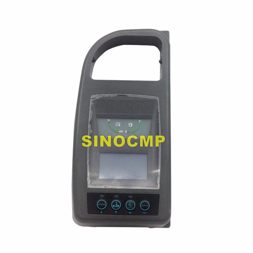 Moniteur de jauge LCD 539-00048G pour pelle à DH220-7 Daewoo Doosan