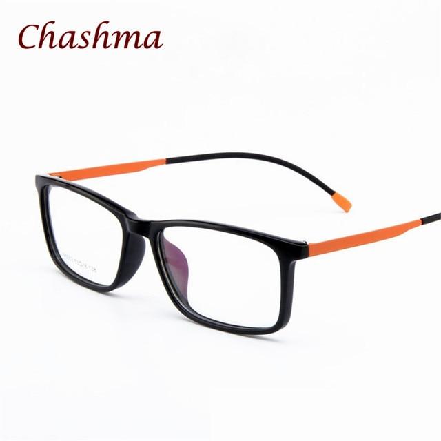 d395e9507b17c Chashma Marca Adolescente Eyewear TR 90 Óculos Quadro de Luz Ultra Alunos  Prescrição Óptica Óculos para