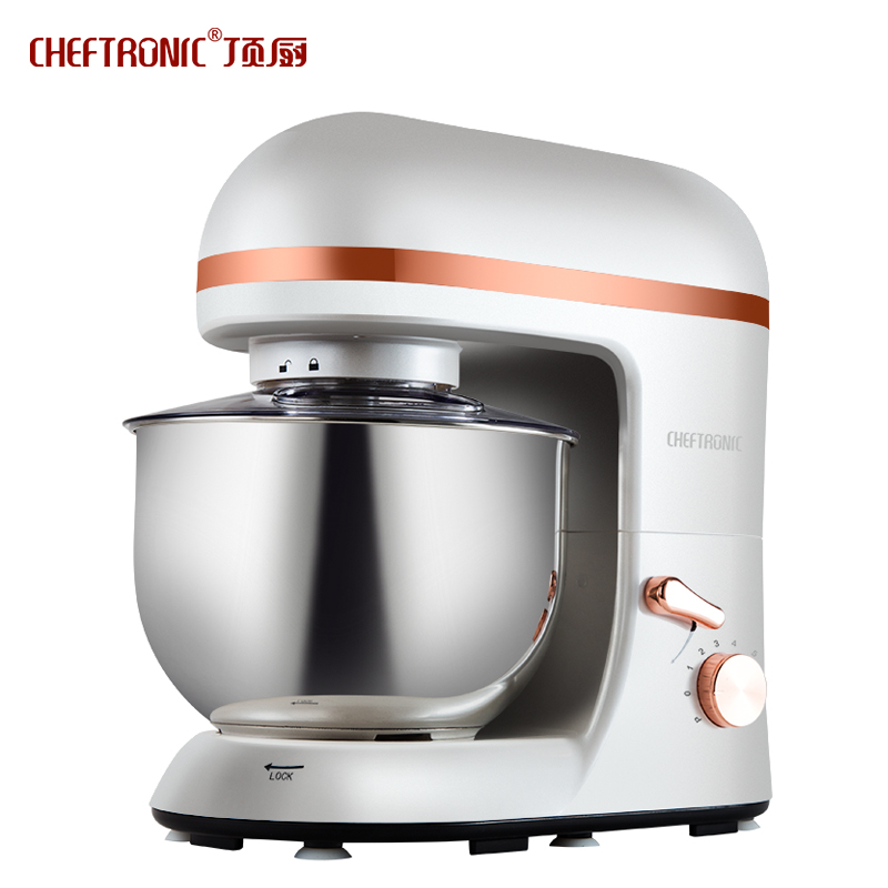 US $189.28 9% OFF|220V/1000W Multifunctional 5L Dough Mixer Kitchen Stand  Mixer Milkshake Blender Electric Egg Blender Cooking Machine-in Food Mixers  ...