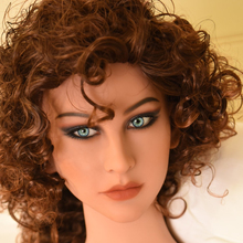 WMDoll Head For Silicone Real Sex Dolls   Heads Fit For 140cm To 170cm Full Size Dolls