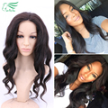 Best Brazilian Glueless Full Lace Human Hair Wig 100% Unprocessed Virgin Human Hair Lace Front Wigs Black Women No Tangle