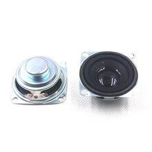 2 adet 2 inç 4OHM 5W neodimyum ses hoparlör tam aralıklı hoparlörler bas multimedya hoparlör bluetooth hoparlörler bilgisayar